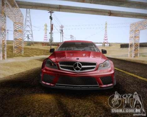 Improved Vehicle Lights Mod para GTA San Andreas quinto tela