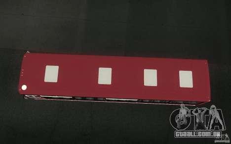IKARUS 250 para GTA San Andreas vista direita