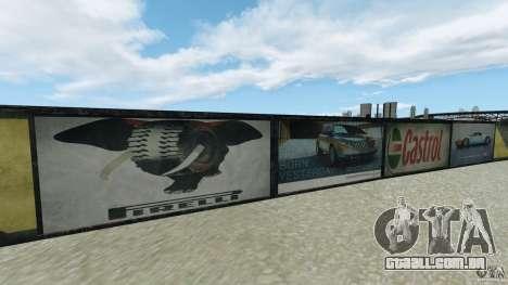 Dakota Raceway [HD] Retexture para GTA 4 sétima tela