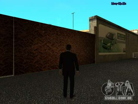 HD Autoschool  v1.0 para GTA San Andreas