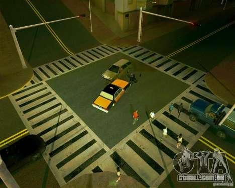GTA 4 Roads para GTA San Andreas terceira tela