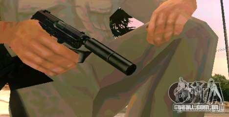 Weapon Pack v 5.0 para GTA San Andreas segunda tela