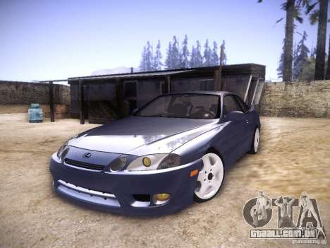 Lexus SC300 - Stock para GTA San Andreas
