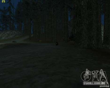 Urso para GTA San Andreas terceira tela