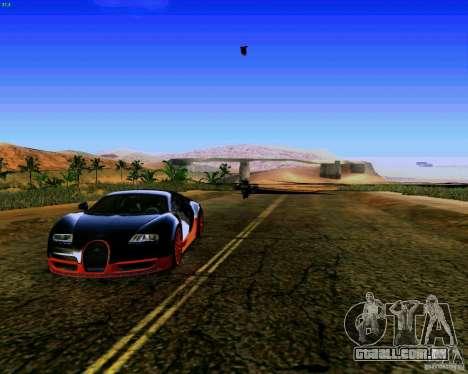 ENBSeries by S.T.A.L.K.E.R para GTA San Andreas terceira tela