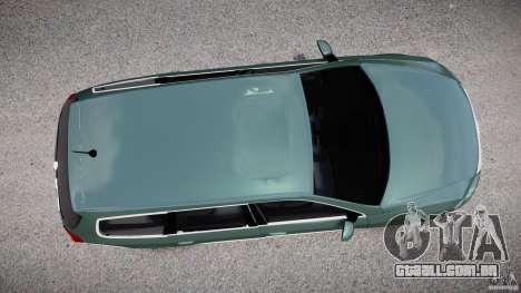 Volkswagen Passat Variant R50 para GTA 4 vista direita