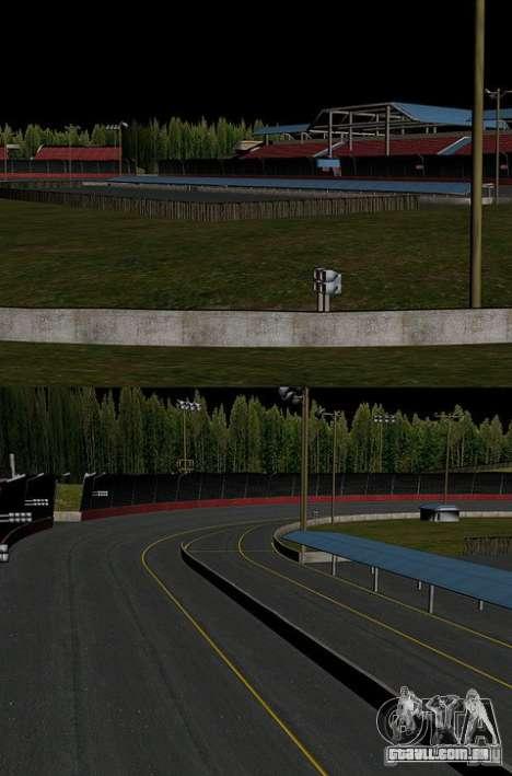 Nascar Rf para GTA San Andreas sexta tela