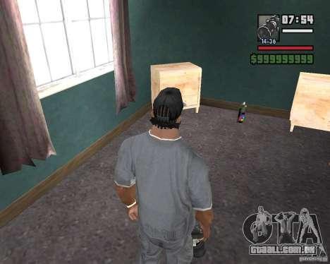 Câmera para GTA San Andreas segunda tela