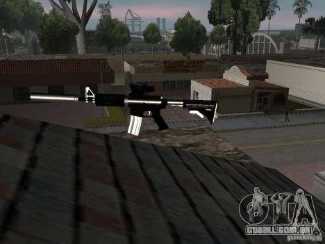 Weapon Pack para GTA San Andreas sétima tela
