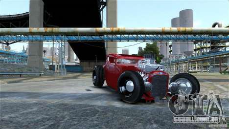 Smith 34 Hot-Rod Restyling para GTA 4 vista direita