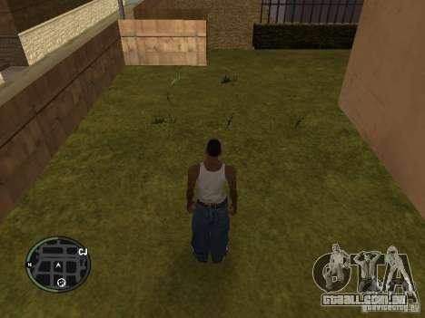 Maconha v2 para GTA San Andreas terceira tela