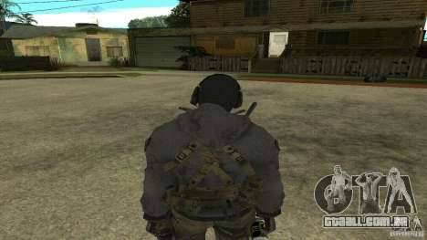 Ghost para GTA San Andreas terceira tela