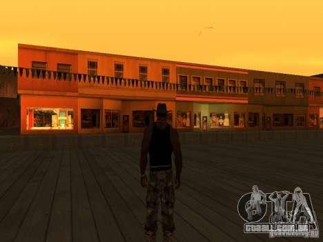 La Villa De La Noche Beta 2 para GTA San Andreas segunda tela