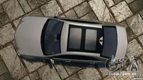 Mercedes-Benz E63 AMG para GTA 4 vista direita
