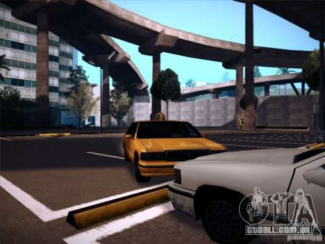 ENBSeries by CatVitalio para GTA San Andreas segunda tela