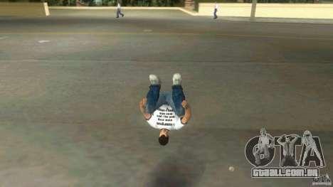 Cleo Parkour for Vice City para GTA Vice City terceira tela