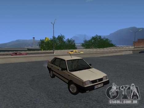 FSO Polonez Atu 1.4 GLI 16v para GTA San Andreas vista direita