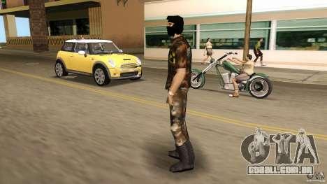 Stalker para GTA Vice City segunda tela