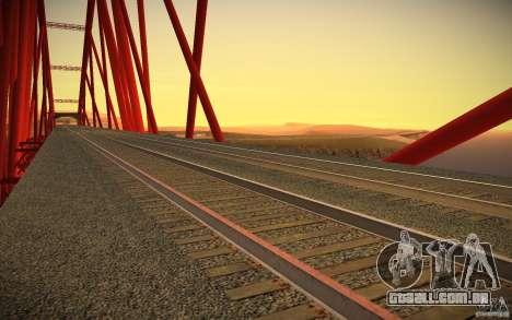 Faixas de HD para GTA San Andreas