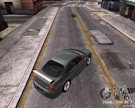 Chrysler 300M tuning para GTA San Andreas vista traseira