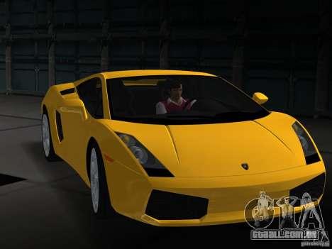 Lamborghini Gallardo para GTA Vice City