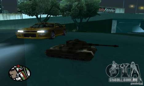 RC veículos para GTA San Andreas sétima tela