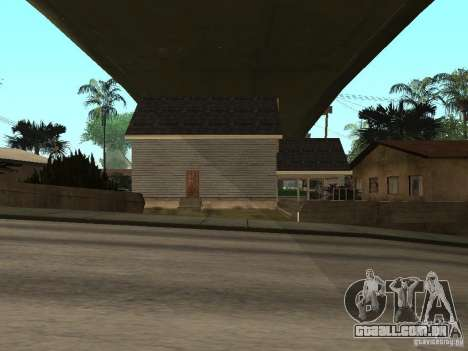 Casa da máfia para GTA San Andreas terceira tela
