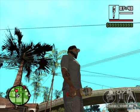 Lvivske Svitle para GTA San Andreas segunda tela
