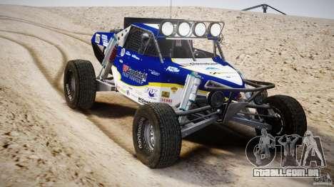 Jimco Buggy para GTA 4 esquerda vista