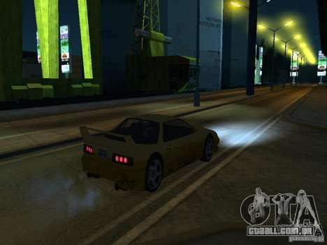 La Villa De La Noche v 1.1 para GTA San Andreas