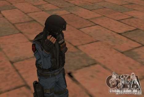 Glock 17 para GTA San Andreas segunda tela