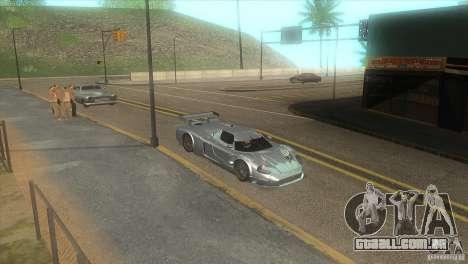 Estrada de qualidade no LS para GTA San Andreas sétima tela