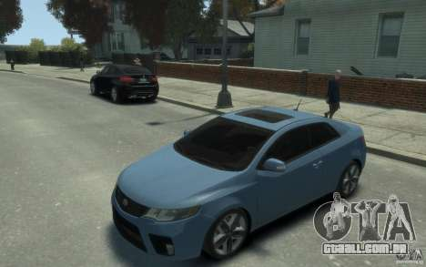 Kia Forte Koup SX para GTA 4