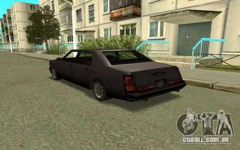 VC Washington para GTA San Andreas