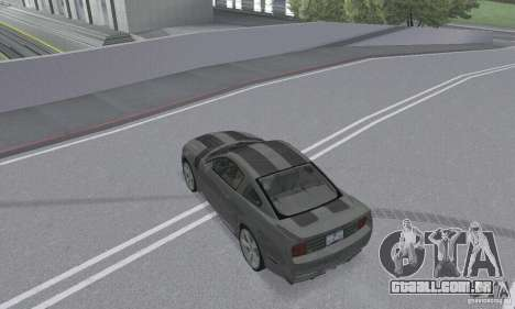 Saleen S281 Pack 2 para vista lateral GTA San Andreas