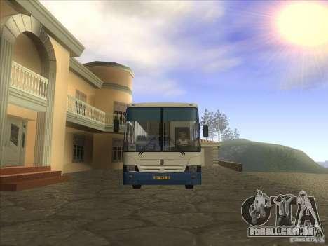 11 Nefaz-5299-32 para GTA San Andreas esquerda vista