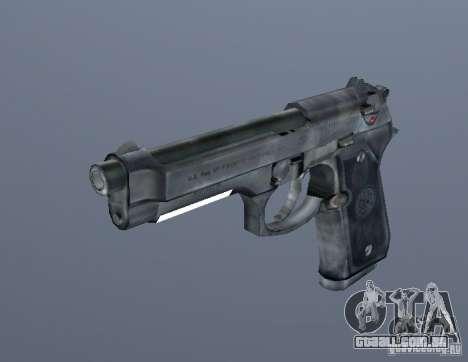 Grims weapon pack2 para GTA San Andreas terceira tela