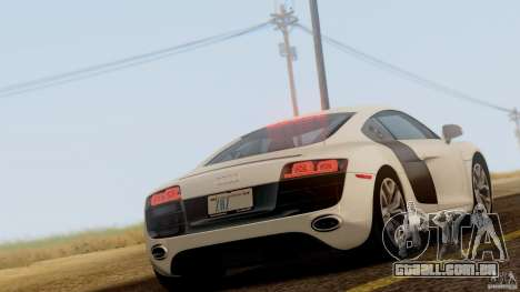 SA Beautiful Realistic Graphics 1.7 BETA para GTA San Andreas sexta tela