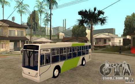 Caio Induscar Mondego Transantiago para GTA San Andreas
