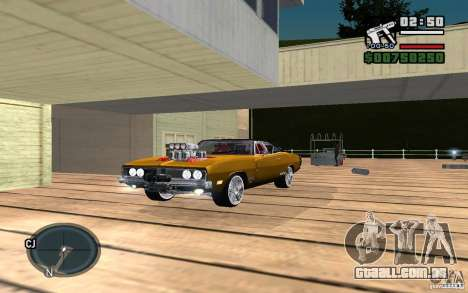 Dodge Charger R/T 1969 para GTA San Andreas