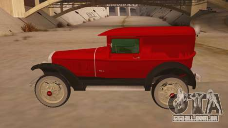 Pearce 1931 para GTA San Andreas