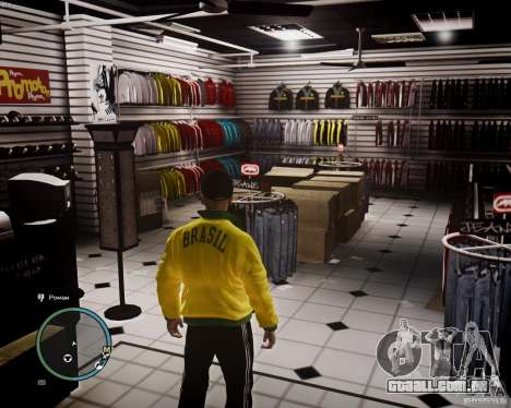 Foot Locker Shop v0.1 para GTA 4 segundo screenshot