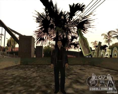 Estrias brancas para GTA San Andreas quinto tela