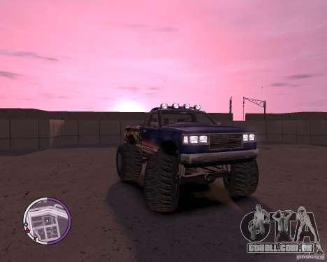 Monster from San Andreas para GTA 4