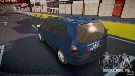 Renault Grand Espace III para GTA 4 rodas