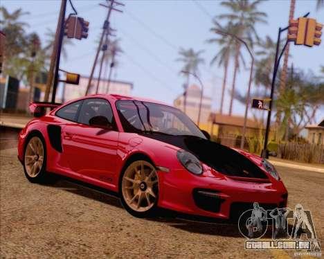 SA_NGGE ENBSeries v 1.1 para GTA San Andreas décimo tela