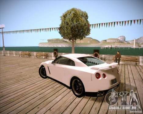 ENBSeries by slavheg para GTA San Andreas sexta tela