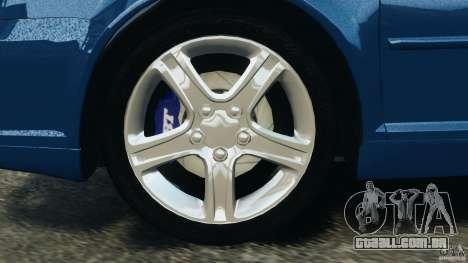 Volkswagen Golf 4 R32 2001 v1.0 para GTA 4 vista lateral