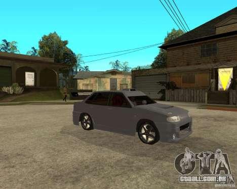 MCC VAZ 2115 para GTA San Andreas