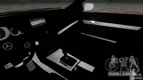 Mercedes Benz E500 Coupe para GTA 4 vista lateral